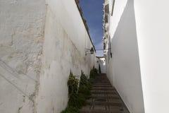 Calles de Córdoba en un día soleado Fotos de archivo
