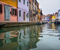 Calles de Colorfull Fotos de archivo libres de regalías
