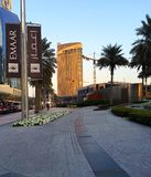 Calles de Dubai Fotos de archivo