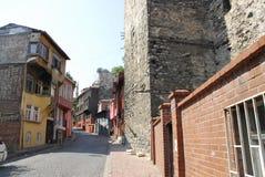 Calles de Estambul Fotografía de archivo libre de regalías