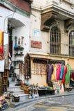 Calles de Estambul Fotografía de archivo