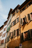 Calles de Florencia Fotos de archivo libres de regalías