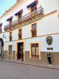 Calles de GTO photo stock