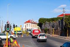 Calles de la bahía de Kalk Fotografía de archivo libre de regalías