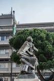 Calles de las opiniones de Oporto imagen de archivo libre de regalías