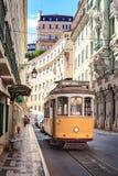 Calles de Lisboa Fotos de archivo