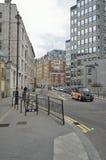 Calles de Londres Imagen de archivo libre de regalías
