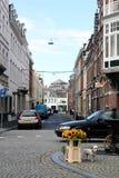 Calles de Maastricht Imagenes de archivo