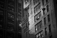 Calles de Nueva York Fotografía de archivo libre de regalías