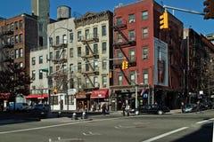 Calles de Nueva York Fotos de archivo libres de regalías