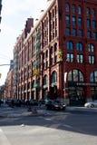 Calles de Nueva York Imagenes de archivo