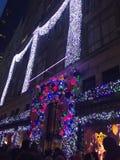 Calles de NY Foto de archivo