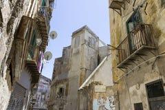 Calles de Palermo Fotografía de archivo libre de regalías