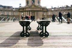 Calles de París Fotos de archivo