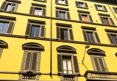 Calles de Roma, Italia Imagen de archivo
