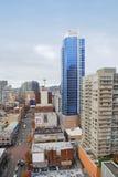 Calles de Seattle. Fotografía de archivo
