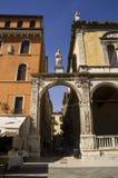 Calles de Verona Fotografía de archivo