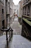 Calles del malo del santo, Francia Imagenes de archivo