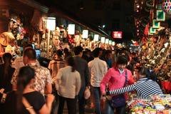 Calles elegantes de las compras imágenes de archivo libres de regalías
