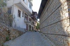 Calles estrechas Foto de archivo