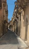 Calles italianas Fotografía de archivo libre de regalías