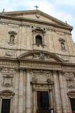 Calles y arquitectura de Roma Foto de archivo libre de regalías