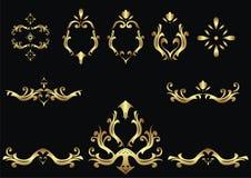calligraphic designperson som tillhör en etnisk minoritet Royaltyfri Bild