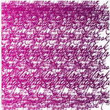 calligraphic seamless wallpaper Arkivfoto