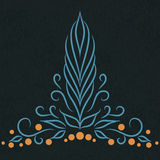 Calligraphic vintage design element Royalty Free Stock Images