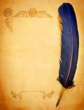 calligraphy Arkivfoto