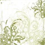 Calligraphy grunge background Royalty Free Stock Image