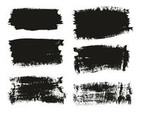Calligraphy Paint Brush Background High Detail Abstract Vector Background Set 97. This image is a vector illustration and can be scaled to any size without loss stock illustration