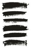 Calligraphy Paint Brush Background High Detail Abstract Vector Background Set 143. This image is a vector illustration and can be scaled to any size without loss vector illustration