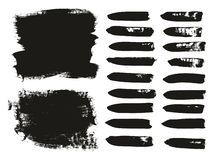 Calligraphy Paint Brush Background. This image is a vector illustration and can be scaled to any size without loss of resolution vector illustration