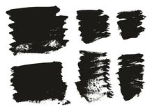 Calligraphy Paint Brush Background Mix High Detail Abstract Vector Background Set 65. This image is a vector illustration and can be scaled to any size without vector illustration