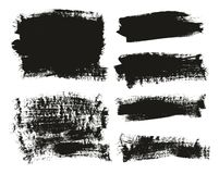 Calligraphy Paint Brush Background Mix High Detail Abstract Vector Background Set 48. This image is a vector illustration and can be scaled to any size without vector illustration