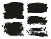 Calligraphy Paint Brush Background Mix High Detail Abstract Vector Background Set 10. This image is a vector illustration and can be scaled to any size without vector illustration