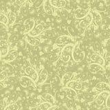 calligraphyen blommar wallpaperen Royaltyfri Bild