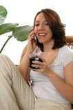 Calling HOme Stock Photography
