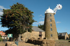 Callington Mill Royalty Free Stock Photography