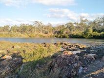 Calliope River photos libres de droits