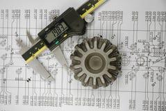 Calliper And Mechanical Part