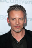 Callum Keith Rennie à la réception All-Star d'excursion de presse de NBCUNIVERSAL, l'Athenaeum, Pasadena, CA 01-06-12 Images libres de droits
