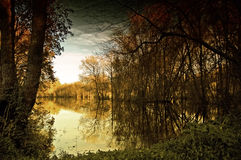 Calm afternoon Royalty Free Stock Photography
