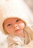 Calm baby Stock Photo