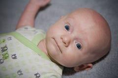 Calm Baby Stock Photos