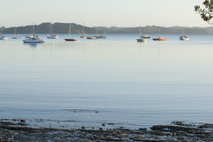 Calm bay. Royalty Free Stock Image