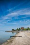 Calm beach Royalty Free Stock Photography