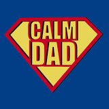Calm Dad T-shirt Typography, Vector Illustration Royalty Free Stock Photography