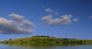 Calm lake Royalty Free Stock Image